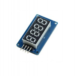 4 BIT LED DISPLAY