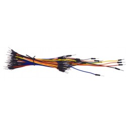 RIBBON JUMPER CABLE - MALE-MALE_BULK 65