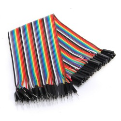 RIBBON JUMPER CABLE - MALE-MALE_40WAY