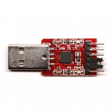 Arduino Nano sin pines DonRefaccioncom