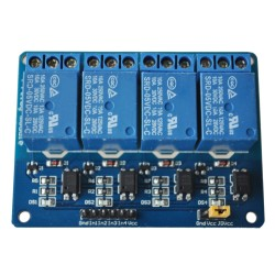 Arduino 4 Channel Triac Module With Zero Crossing Sensor