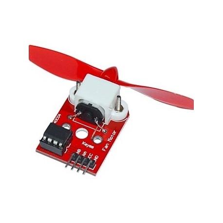 Propeller Module DIY 5V L9110 for arduino