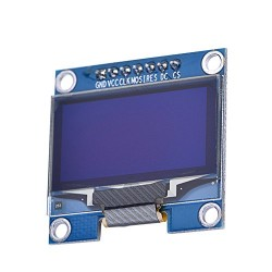 "OLED DISPLAY 128x64 1.3"" 7 PIN"