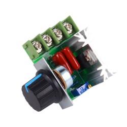 SPEED CONTROL AC MOTOR PWM 50-220V 25A2000W